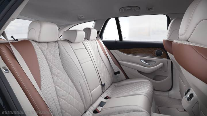 Mercedes-Benz E Estate 2016 interieur