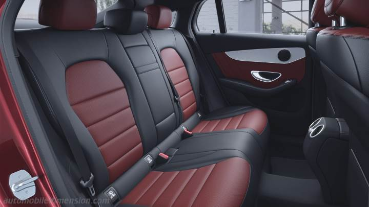 Mercedes-Benz GLC Coupé 2019 interieur