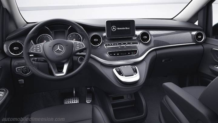 Cruscotto Mercedes-Benz V xlg 2019