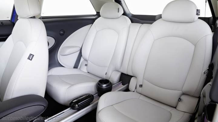 best deals on best prices coupon code MINI Paceman 2013 dimensions, boot space and interior