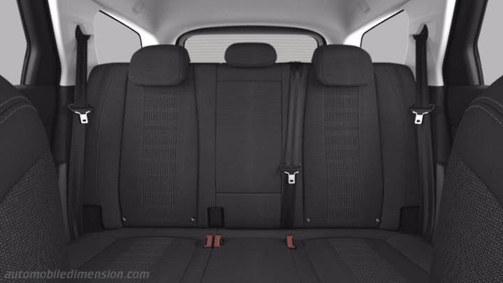 Peugeot 308 SW 2017 dimensions, boot space and interior