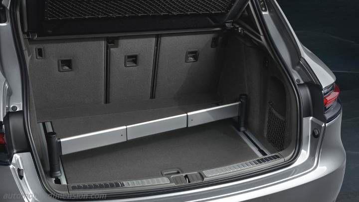 Porsche Macan 2019 Dimensions Boot Space And Interior