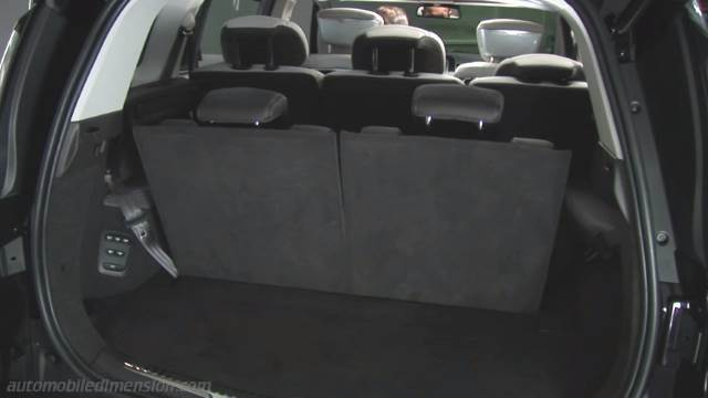 renault espace 2015 dimensions boot space and interior. Black Bedroom Furniture Sets. Home Design Ideas