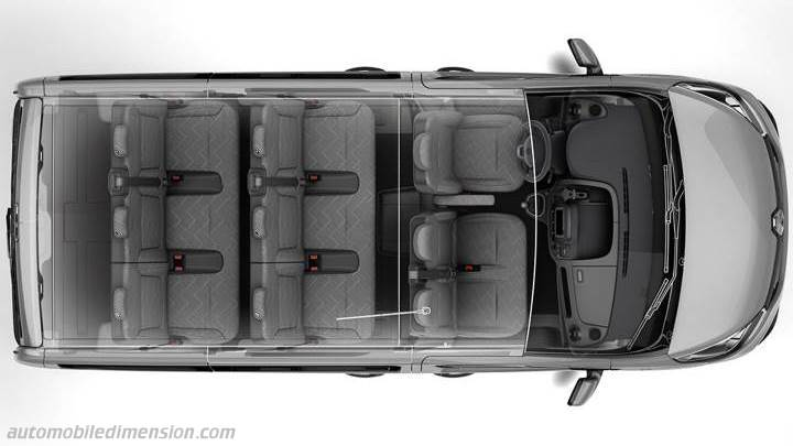 renault trafic combi 2015 dimensions boot space and interior. Black Bedroom Furniture Sets. Home Design Ideas