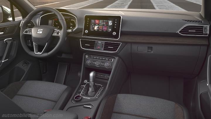 Seat Tarraco 2019 Armaturenbrett
