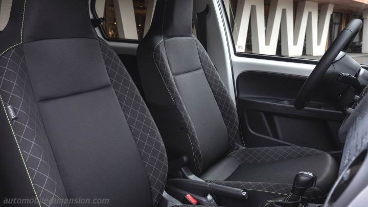Skoda Citigo iV 2020 interior