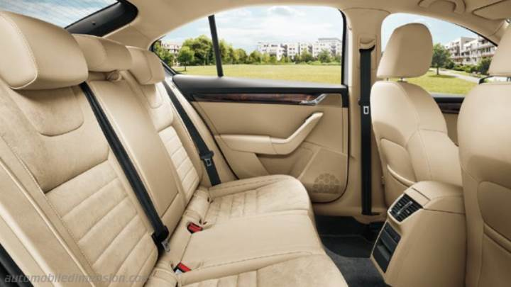 Skoda Octavia 2013 Dimensions Boot Space And Interior