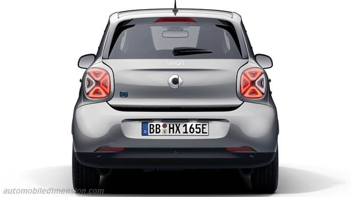 Smart EQ forfour 2020 boot
