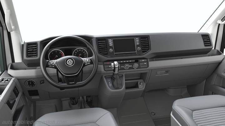 Volkswagen Grand California 600 2020 Armaturenbrett