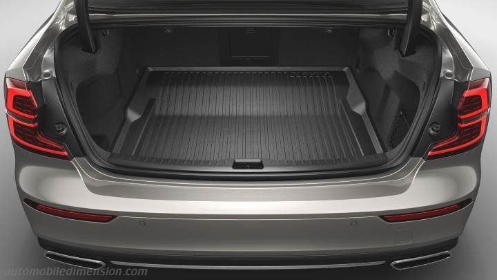 Volvo S60 2019 Dimensions Boot Space And Interior