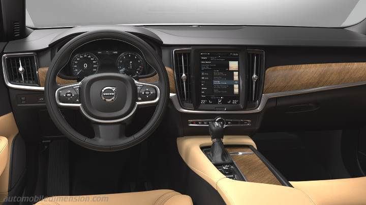 Cruscotto Volvo S90 2016