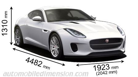 Jaguar F-TYPE Coupe 2017