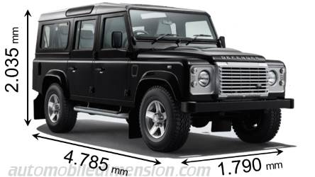 Land-Rover Defender 110 SW 2014