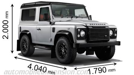 Land-Rover Defender 90 SW 2014