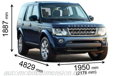 Land Rover Discovery - 2013