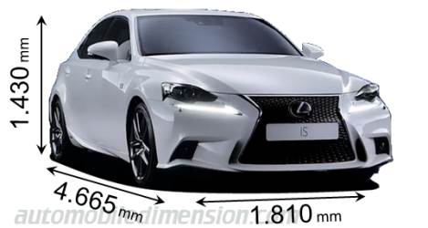 Lexus IS - 2013