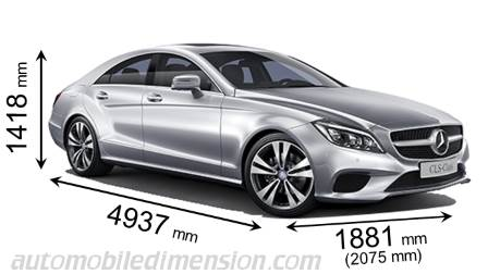 Mercedes-Benz CLS Coupé 2015