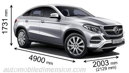 Mercedes-Benz GLE Coupé - 2015