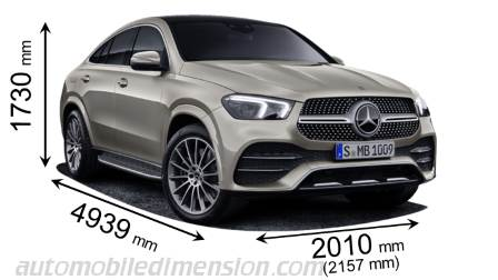 Mercedes-Benz GLE Coupé 2020