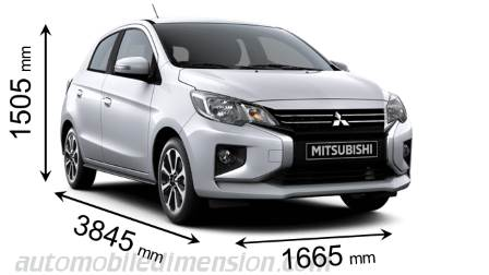 Mitsubishi Space Star 2020