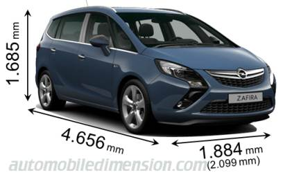 dimensions of opel vauxhall cars showing length width and height. Black Bedroom Furniture Sets. Home Design Ideas
