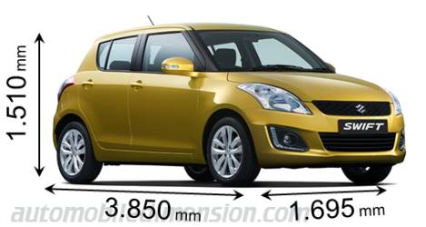 Suzuki Swift - 2013