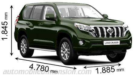 Toyota Land Cruiser - 2013