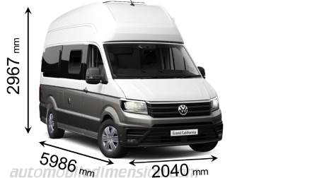 Volkswagen Grand California 600 2020